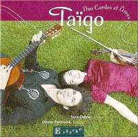 Album Taïgo Duo Cordes et ames
